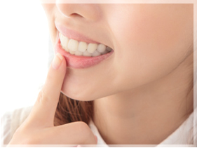 歯を綺麗に見せたい方のために