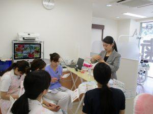 2月当医院でGC社衛生士のセミナーが行われます。
