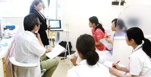 GC社の歯科衛生士さんに来院いただき、セミナーを行いました